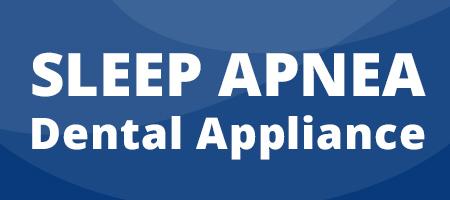 Sleep Apnea Dental appliance
